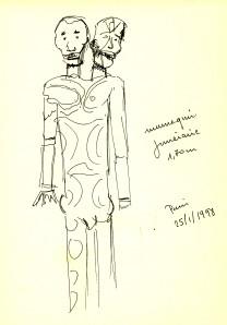 Mannequin funeraire 03112009