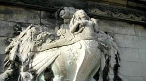 Paris, place de la Concorde et pont Alexandre III 0 05 55-24