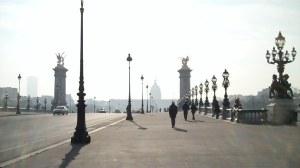Paris, place de la Concorde et pont Alexandre III 0 04 15-01
