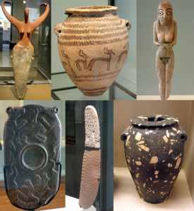Predynastic_collage