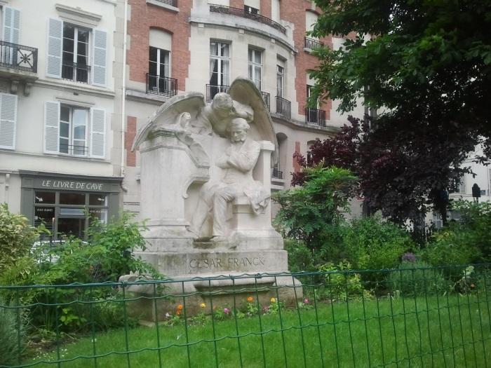 monument d'Alfred Lenoir 1891