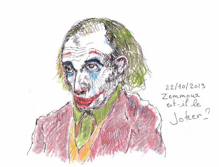 2019 10 22 Zemmour joker